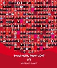 Sustainability Report 2009 - Coca-Cola