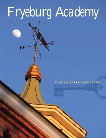 Viewbook Download - Fryeburg Academy