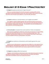 Biology 213 Exam 1Practice Key - Instruction.greenriver.edu