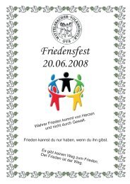 Friedensfest 20.06.2008