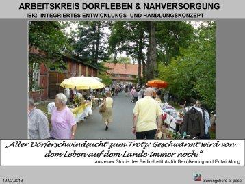 Arbeitskreis Dorfleben und Nahversorgung am 19.02.2013 (pdf 3,66 ...