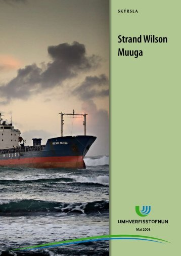 Strand Wilson Muuga - Umhverfisstofnun