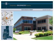 3055 Roslyn Street - Available Space for Lease - Office - Stapleton