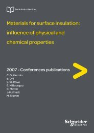 Materials for surface insulation: influence of ... - ResearchGate