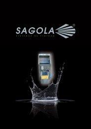 Folleto lavadoras - Sagola