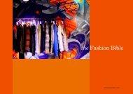 the Fashion Bible - the Echochamber