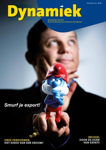 Smurf je export! - BECI