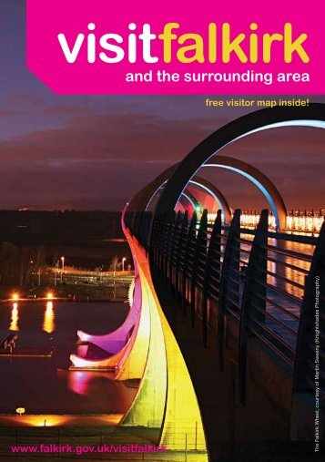 Visit Falkirk and the surrounding area leaflet (PDF, 1.4MB)