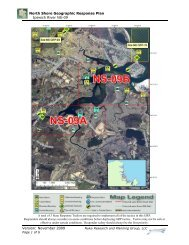 NS-09 Ipswich River - Massachusetts Geographic Response Plans