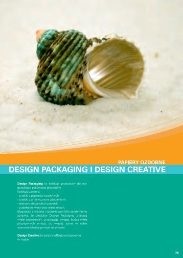 DESIGN PACKAGING I DESIGN CREATIVE - Europapier