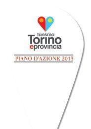 PIANO D'AZIONE 2013 - Turismo Torino
