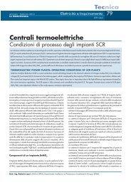 Articolo scaricabile gratuitamente in PDF (1268 Kb) - La Termotecnica
