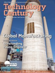 Global Manufacturing PLUS – INTERVIEW - ESD