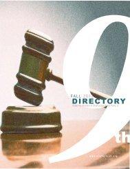 Directory - Ninth Judicial Circuit Court of Florida