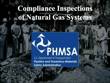 JW Inspection Basics - Utah Division of Public Utilities