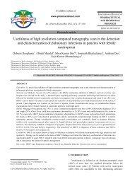 Usefulness of high resolution computed ... - PharmSciDirect