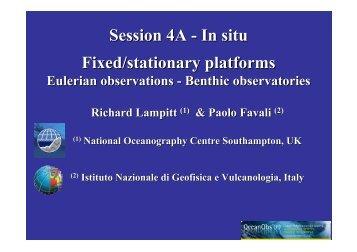 Favali_Fixed_station.. - OceanObs'09