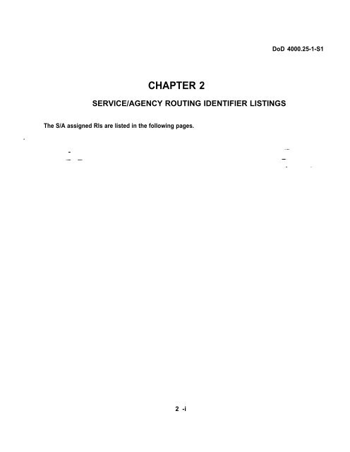 CHAPTER 2 - Medical and Public Health Law Site