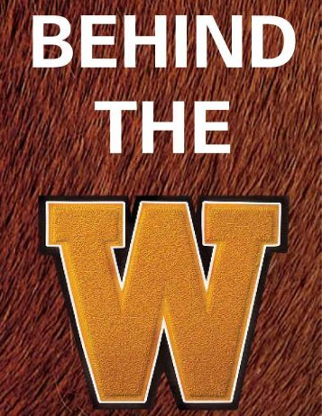 pg 59-80 - Western Michigan University Athletics Department