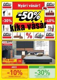 -40% Nyári vásár! -30%
