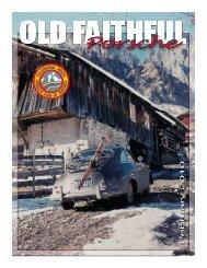 29 February 2010 - Yellowstone Region - Porsche Club of America