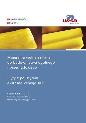 Mineralna weÃ…Â'na szklana do budownictwa ... - PLASTBUD.Net