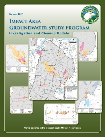 Investigation and Cleanup Update - Summer 2007 - Mmr-iagwsp.org