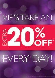 EXTRA 20% - Zamel's