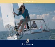 THE BENETEAU 31 - Marina42