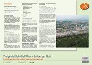 Zielgebiet Bahnhof Wien – Erdberger Mais - iemar