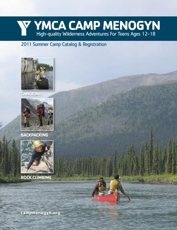 YMCA CAMP MENOGYN