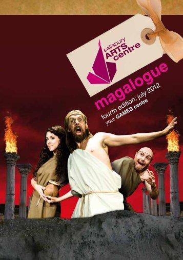 magalogue - Salisbury Arts Centre