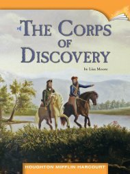 Lesson 25:The Corps of Discovery