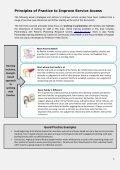 Service-Access-Practice-Principles - Page 5