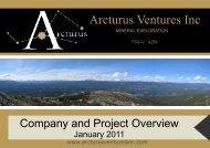 Download Now - Arcturus  Ventures Inc