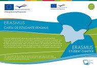 Carta de Estudante Erasmus