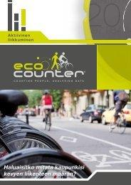Haluaisitko mitata kaupunkisi kevyen liikenteen ... - Eco Compteur