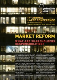 market reform 17th annual lapff conference - Static Web (PIRC ...
