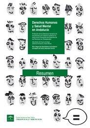 Resumen Derechos Humanos y Salud Mental en Andalucía - afemvap