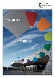 Projets Clients - Nemetschek Scia