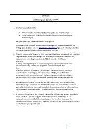 "1 CHECKLISTE Zertifizierung zum ""Osteologen DVO"" 1 ..."