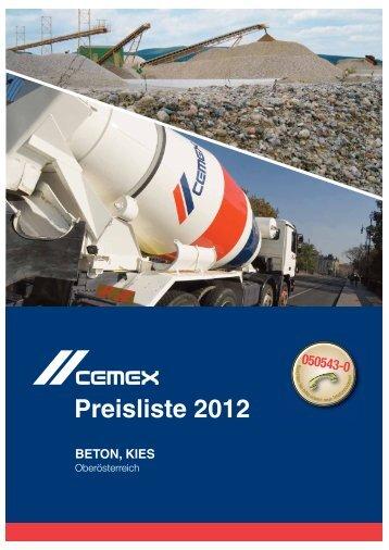 Aaton-Fibre - CEMEX Austria AG