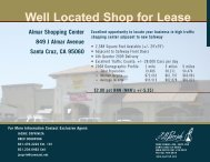 Well Located Shop for Lease - J. R. Parrish