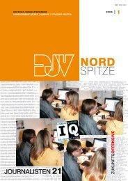 NORD SPITZE - Deutscher Journalisten-Verband - Landesverband ...