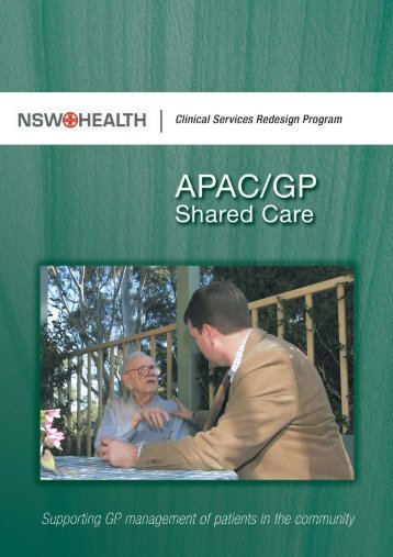 APAC/GP Shared Care - ARCHI