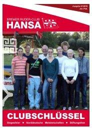 Und Ihr seid alle herzlich eingeladen! - Bremer Ruder-Club HANSA