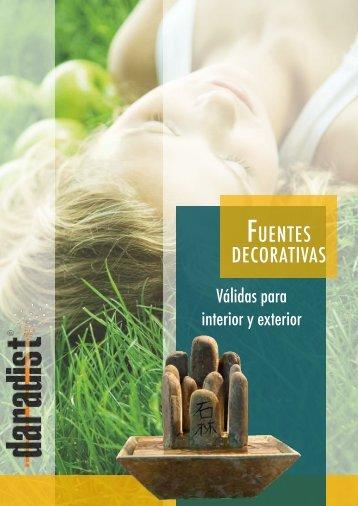 FUENTES DECORATIVAS - Altadex