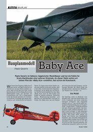 Bauplanmodell - Home page di Paolo Severin