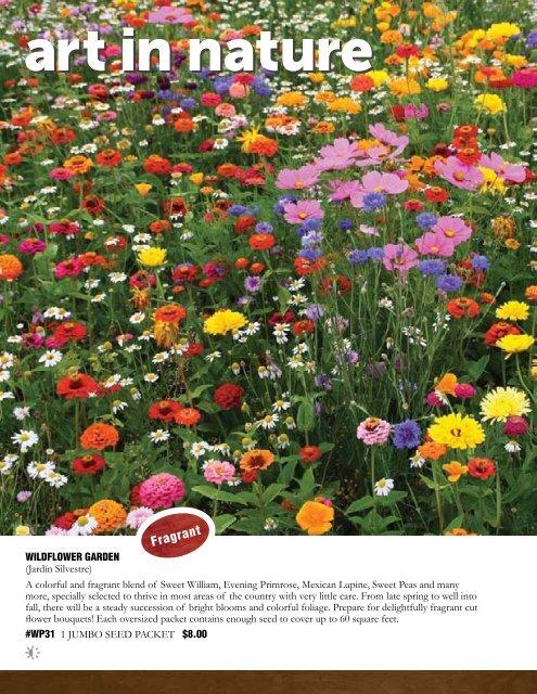 Flowers/Bulbs - Easy Fundraising Ideas