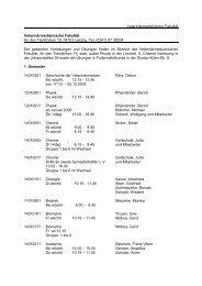 (0341) 97 38004 Di - Veterinärmedizinische Fakultät